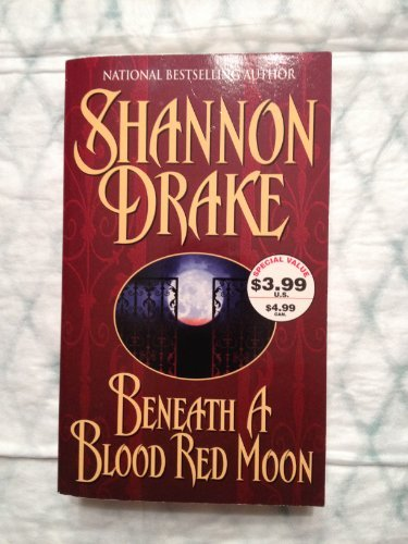9780821777381: Beneath A Blood Red Moon ($3.99 ed)
