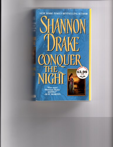 9780821777428: CONQUER THE NIGHT ($3.99 ED)