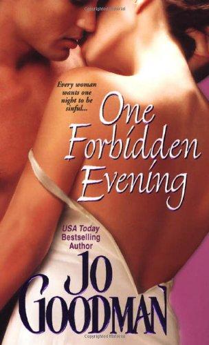 9780821777763: One Forbidden Evening (Zebra Historical Romance)