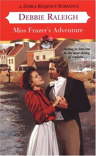 9780821777800: Miss Frazer's Adventure (Zebra Regency Romance)
