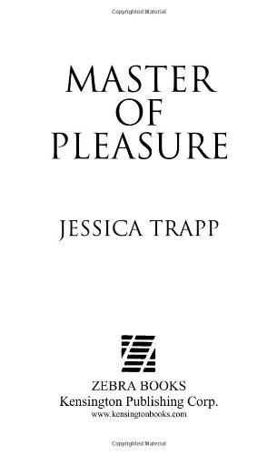 Master Of Pleasure (Zebra Historical Romance): Jessica Trapp