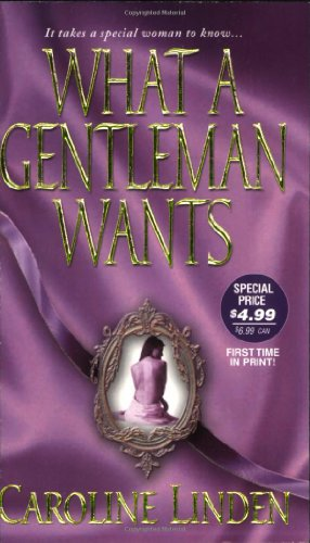 9780821779316: What a Gentleman Wants