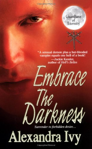 9780821779378: Embrace The Darkness (Guardians of Eternity, Book 2)