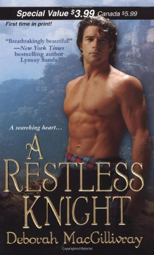 9780821780367: A Restless Knight (The Dragons of Challon, Book 1)