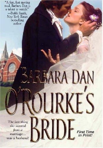9780821780558: O'Rourke's Bride (Zebra Debut)