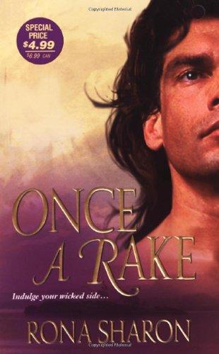 9780821780589: Once a Rake (Zebra Historical Romance)