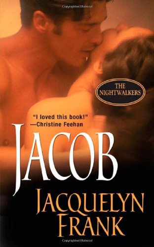 Jacob (The Nightwalkers) (A Paranormal Romance)