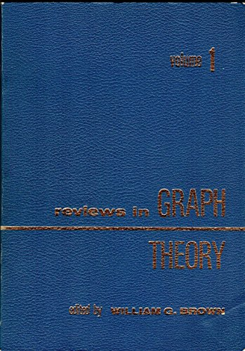 Reviews in GRAPH THEORY, Volume 1 of 4: as printed in MATHEMATICAL REVIEWS, 1940-1978, volumes 1-...