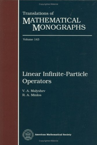 9780821802830: Linear Infinite-Particle Operators