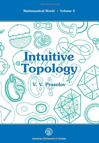 9780821803561: Intuitive Topology