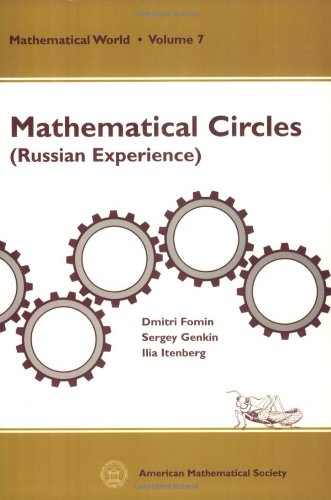9780821804308: Mathematical Circles: Russian Experience (Mathematical World, Vol. 7)