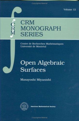 9780821805046: Open Algebraic Surfaces