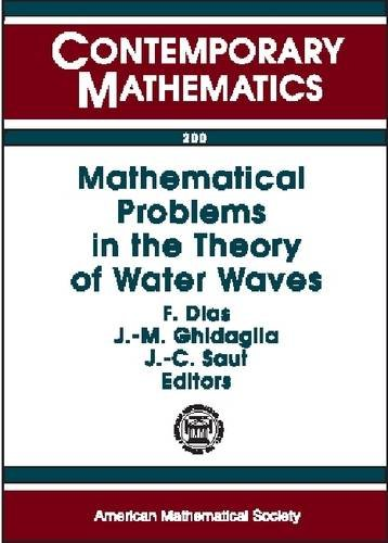 9780821805107: Mathematical Problems in the Theory of Water Waves