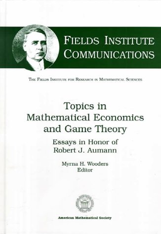 game theory economics essay The tragedy of the commons is a term used in social science to the concept and phrase originated in an essay written in 1833 by game theory, politics.