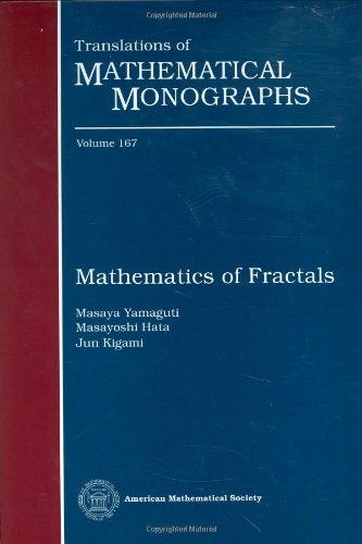 9780821805374: Mathematics of Fractals (Translations of Mathematical Monographs)