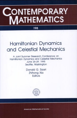 Hamiltonian Dynamics and Celestial Mechanics: A Joint: Joint Summer Research