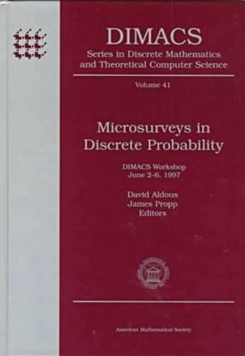 Microsurveys in Discrete Probability. DIMACS Workshop June 2-6, 1997. With Fig.: Aldous, David / ...