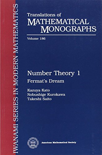 9780821808634: Number Theory 1: Fermat's Dream (Translations of Mathematical Monographs) (Vol 1)