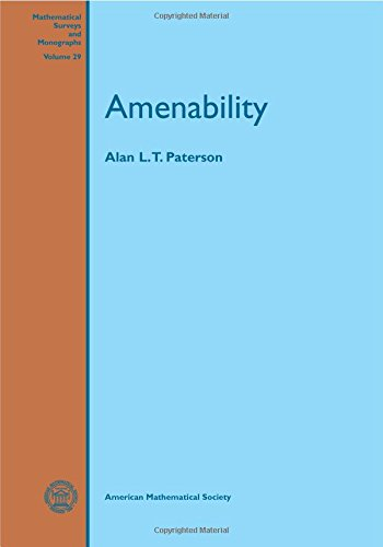 9780821809853: Amenability (Mathematical Surveys and Monographs)