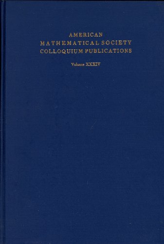 9780821810347: Location of Critical Points of Analytic and Harmonic Functions (Colloquium Publications)