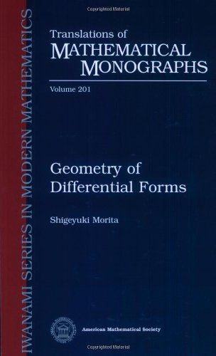 9780821810453: Geometry of Differential Forms (Translations of Mathematical Monographs (Iwanami Series in Modern Mathematics))