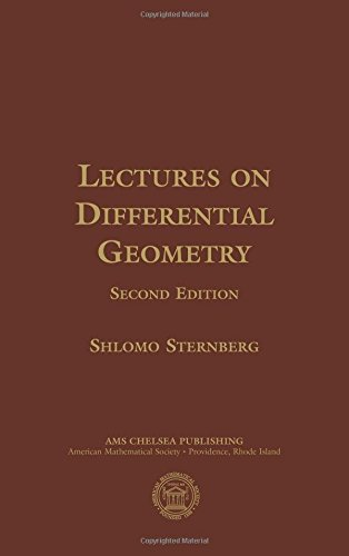 9780821813850: Lectures on Differental Geometry