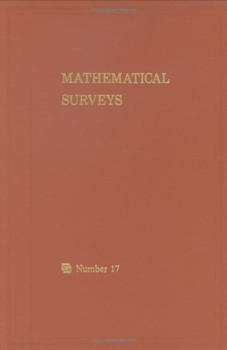 Approximation by Polynomials with Integral Coefficients (Mathematical Surveys & Monographs) (Vol 17)