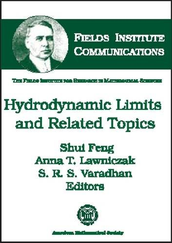 9780821819937: Hydrodynamic Limits and Related Topics (Fields Institute Communications)