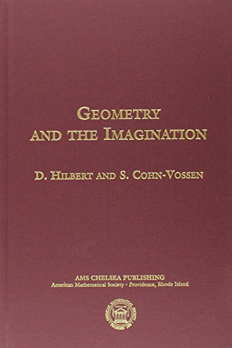 9780821819982: Geometry and the Imagination (AMS Chelsea Publishing)