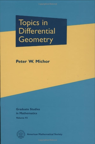 9780821820032: Topics in Differential Geometry