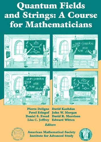 9780821820124: Quantum Fields and Strings: A Course for Mathematicians
