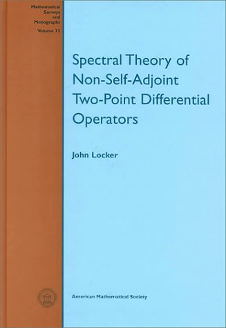Spectral Theory of Non-Self-Adjoint Two-Point Differential Operators (Mathematical Surveys and Mo...