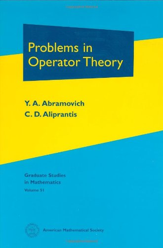 9780821821473: Problems in Operator Theory (Graduate Studies in Mathematics)