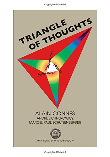 9780821826140: Triangle of Thought