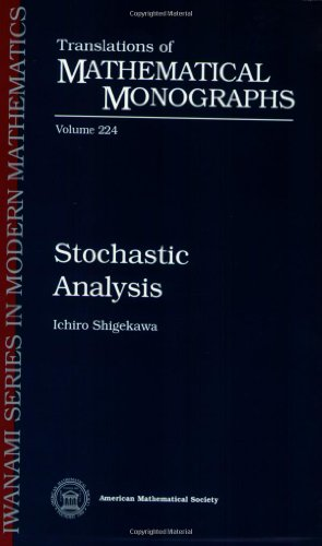 9780821826263: Stochastic Analysis (Translations of Mathematical Monographs)