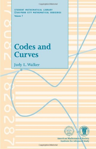 9780821826287: Codes and Curves (Student Mathematical Library, Vol. 7)
