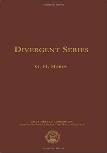 9780821826492: Divergent Series (American Mathematics Society non-series title)