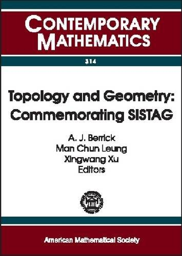 Topology and Geometry: Commemorating Sistag : Singapore