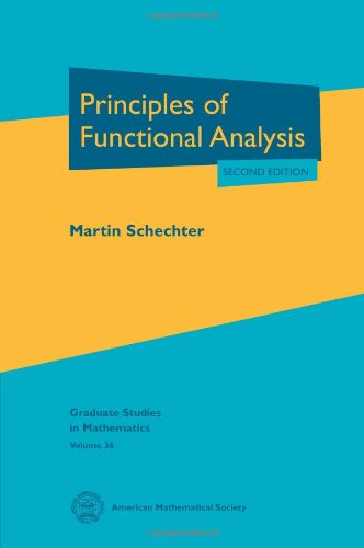 9780821828953: Principles of Functional Analysis (Graduate Studies in Mathematics)