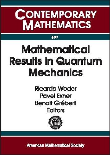Mathematical Results in Quantum Mechanics A Conference on QMATH-8 Mathematical Results in Quantum ...