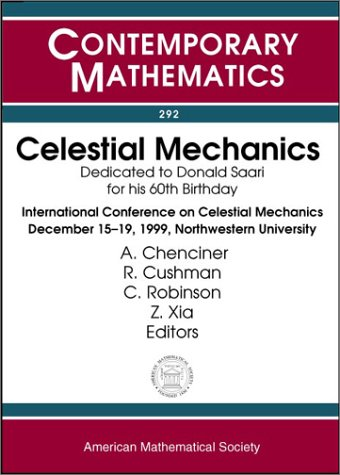 Celestial Mechanics: Amer Mathematical Society