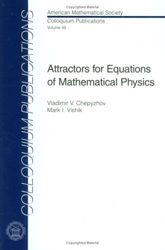 9780821829509: Attractors for Equations of Mathematical Physics (COLLOQUIUM PUBLICATIONS (AMER MATHEMATICAL SOC))