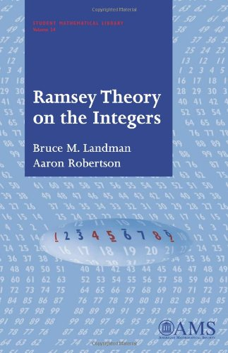9780821831991: Ramsey Theory on the Integers (Student Mathematical Library)