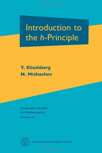 9780821832271: Introduction to the $h$-Principle (Graduate Studies in Mathematics)