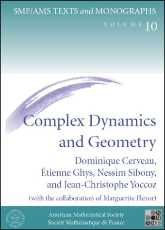 9780821832288: Complex Dynamics and Geometry