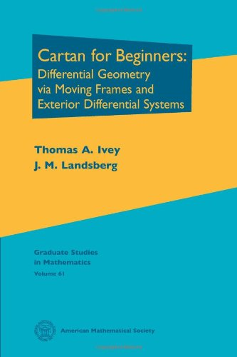 9780821833759: Cartan for Beginners: Differential Geometry Via Moving Frames and Exterior Differential Systems (Graduate Studies in Mathematics)