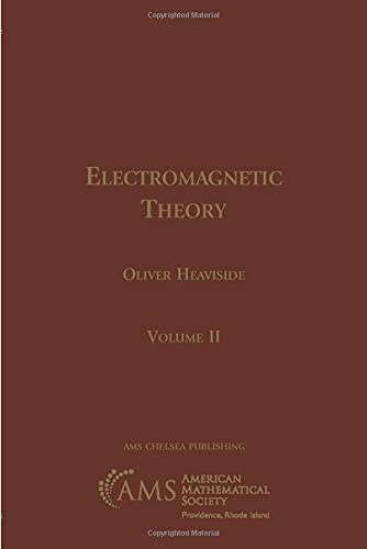 9780821834947: Electromagnetic Theory (Ams Chelsea Publishing)