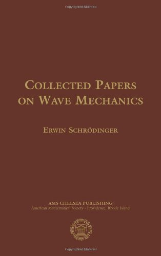 9780821835241: Collected Papers on Wave Mechanics (Ams Chelsea Publishing)