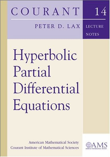 9780821835760: Hyperbolic Partial Differential Equations (Courant Lecture Notes in Mathematics)