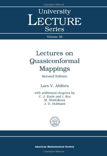 9780821836446: Lectures on Quasiconformal Mappings